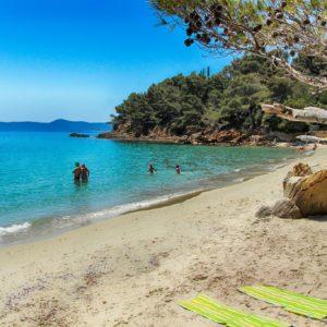 Parcourez les 12 plages