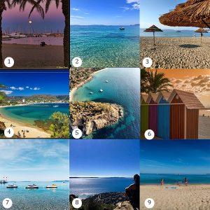Top 9 Instagram septembre à #MyLavandou