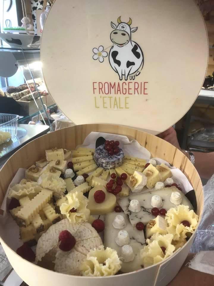 Fromagerie L'étale