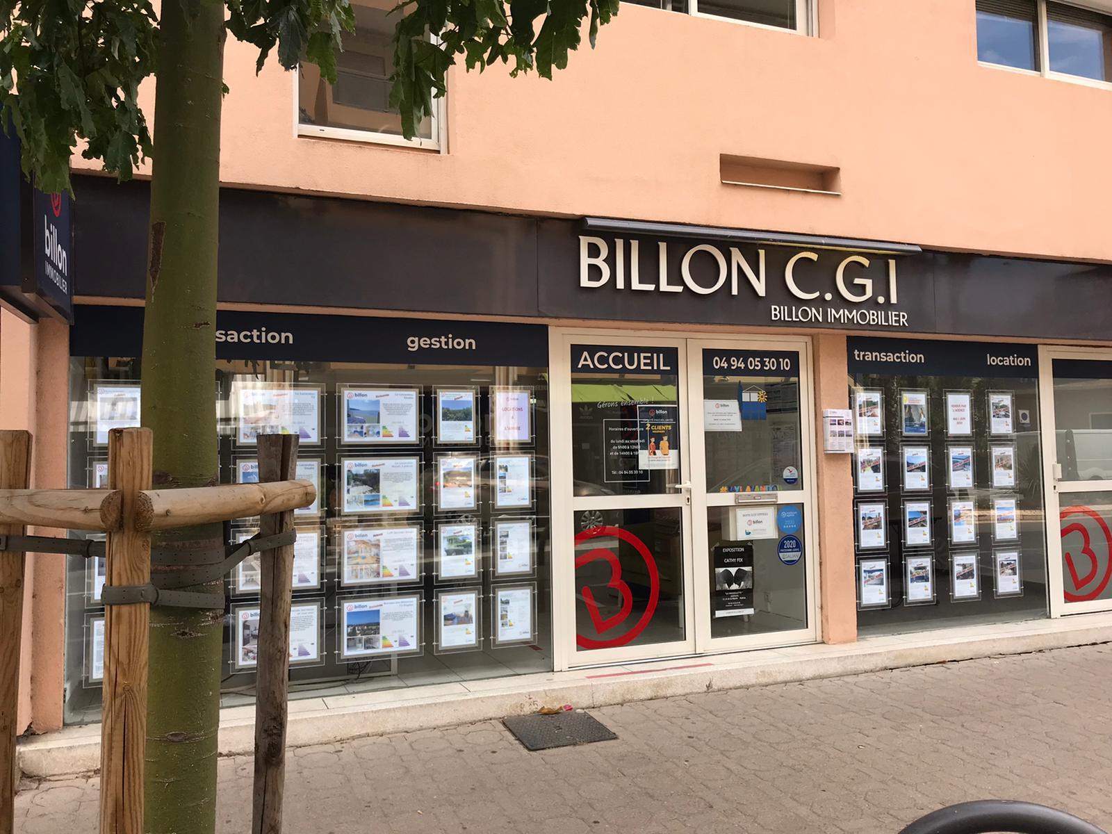 Billon CGI