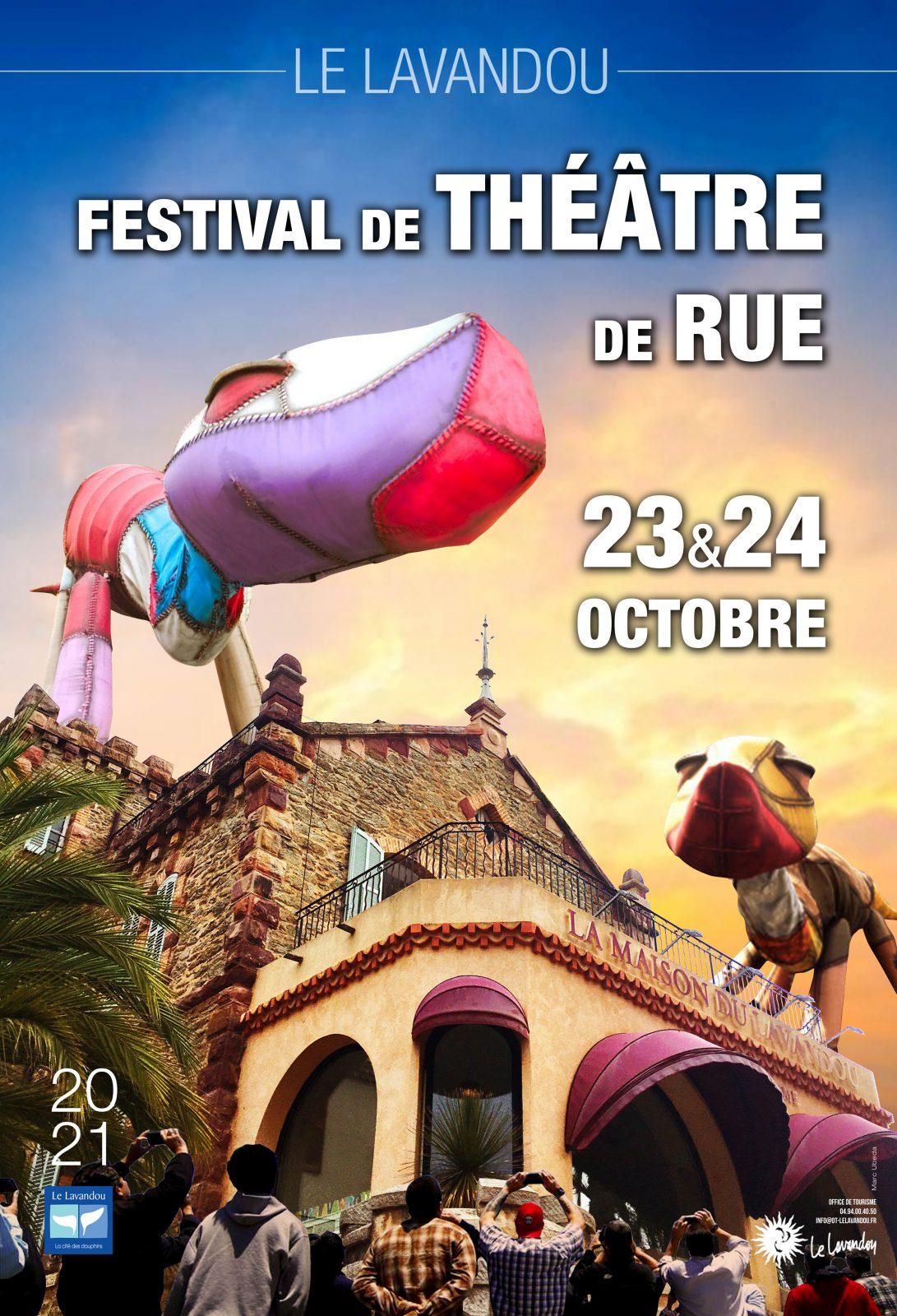 Théâtre de rue Lavandou