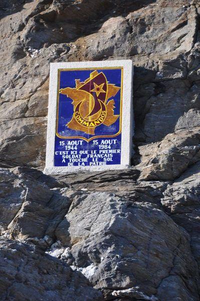 Stèle Cap Nègre
