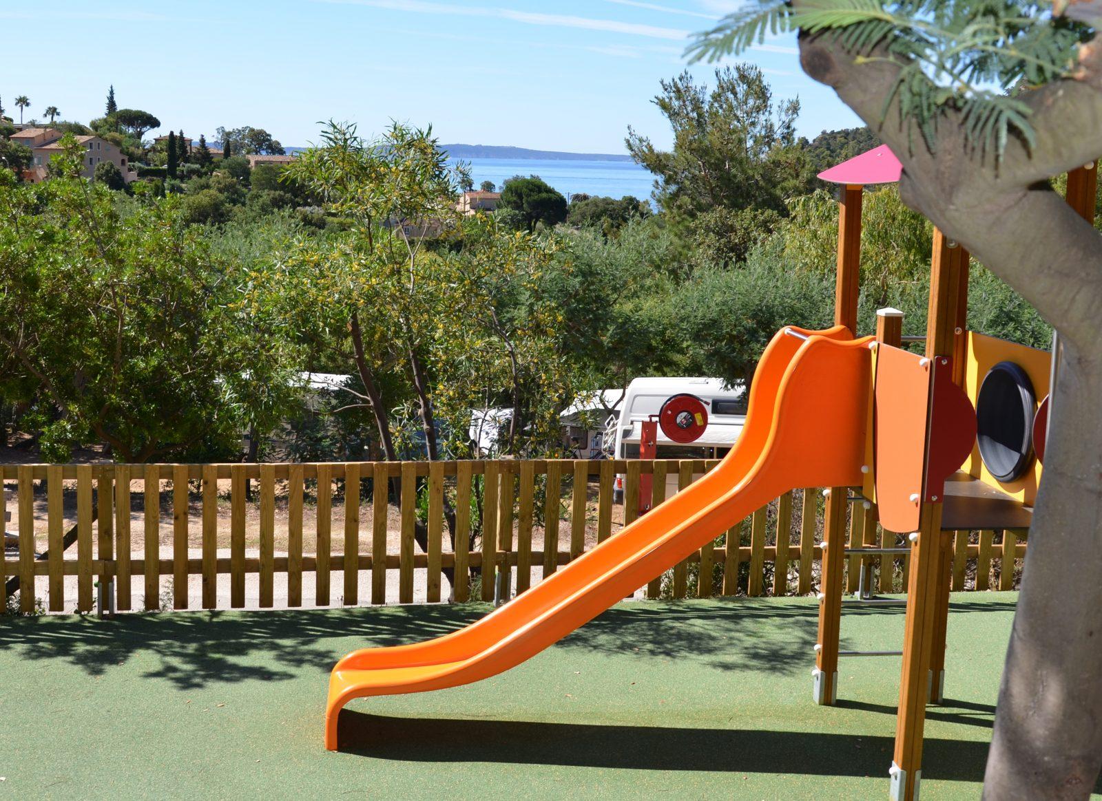 Parc Pramousquier