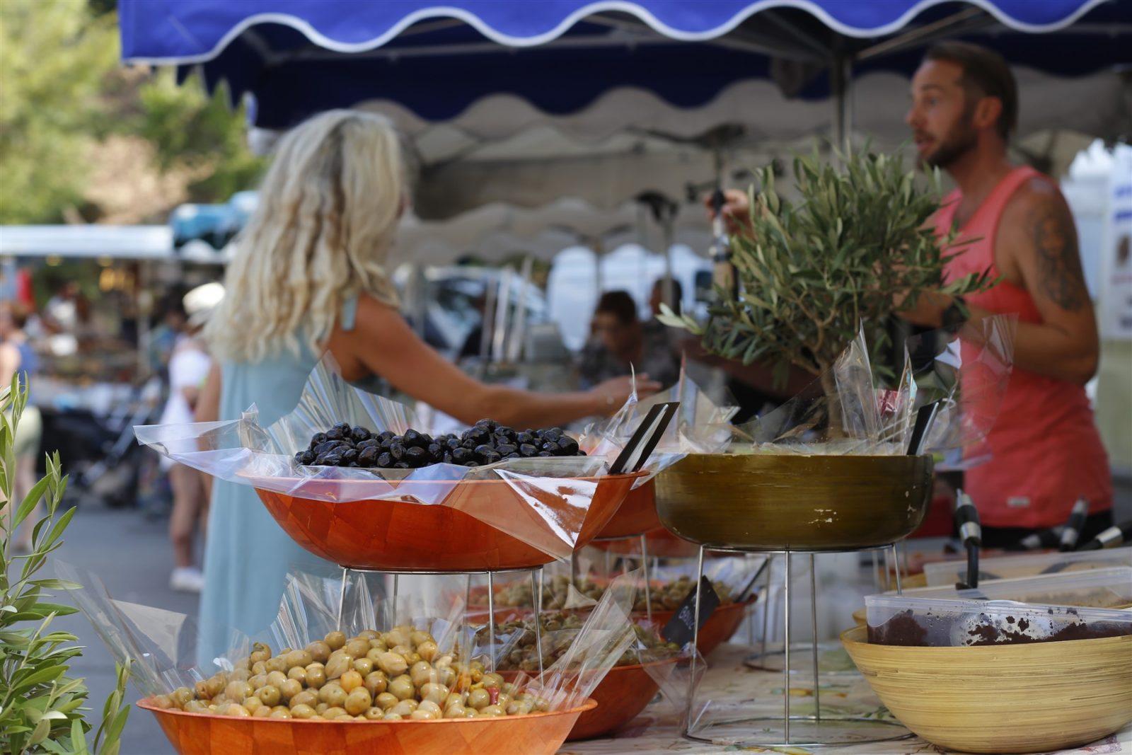 Olives et dérivés