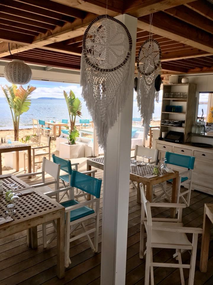 Restaurant de plage la Siesta