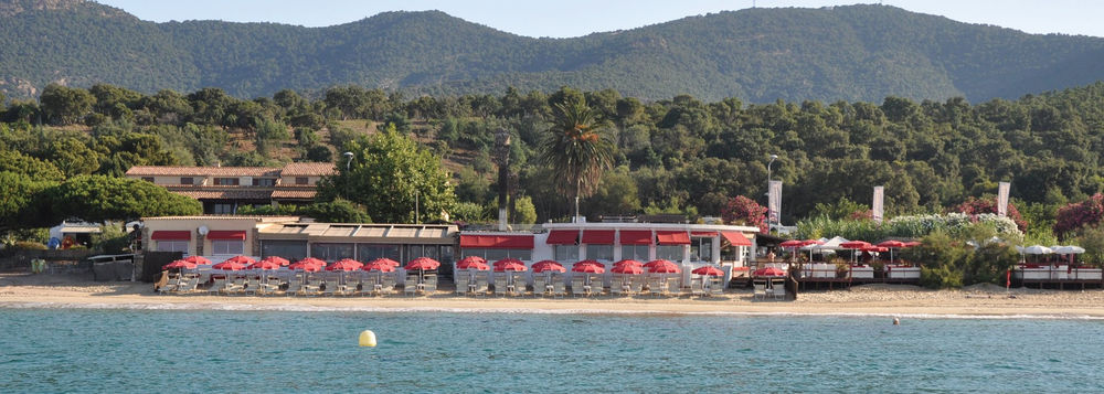 Restaurant plage le Cannier Beach Club
