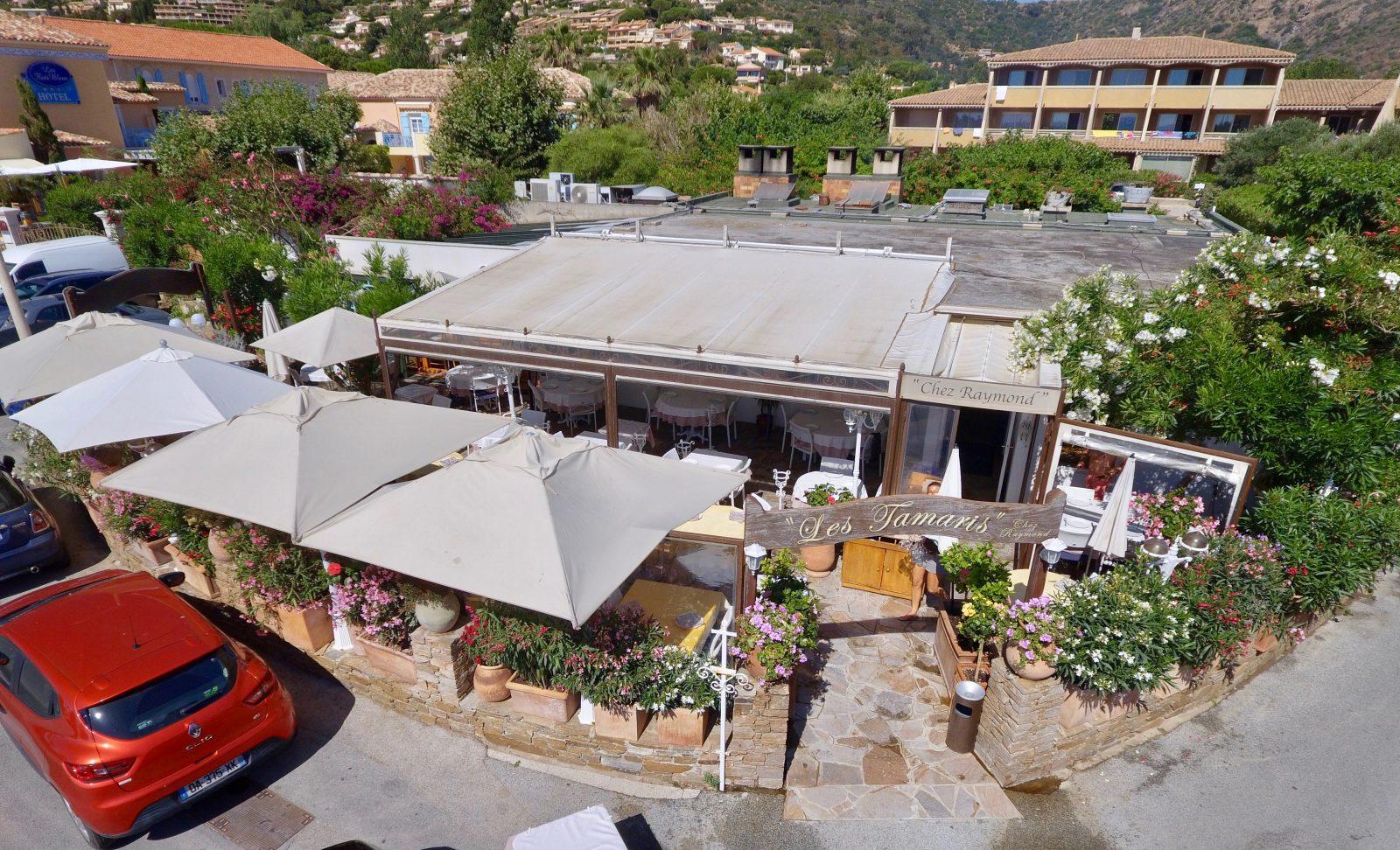 Restaurant les Tamaris Chez Raymond