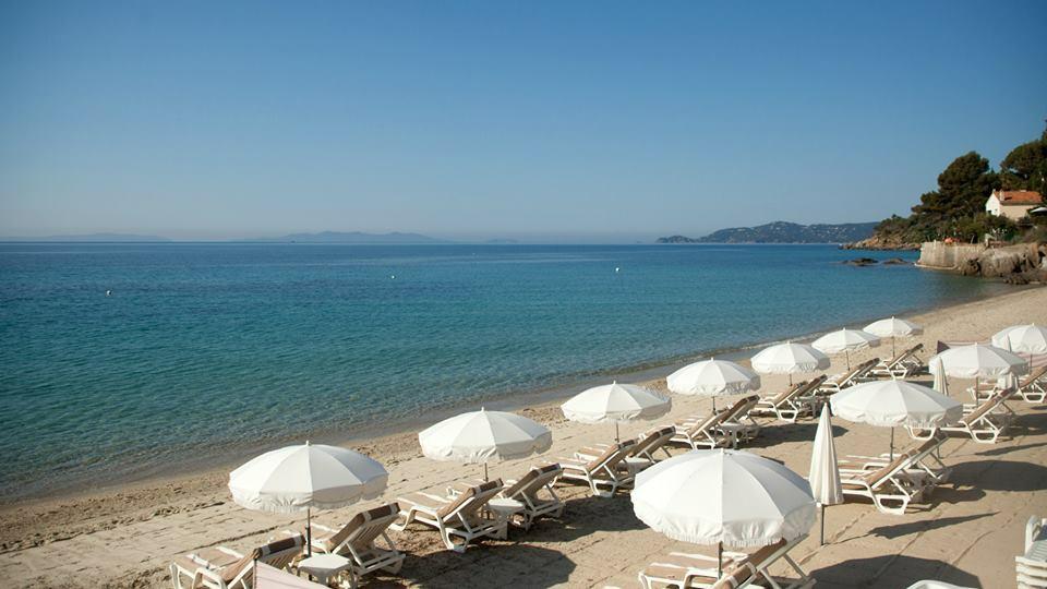 Restaurant de plage Pazzi plage