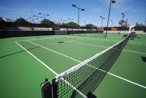 Tennis municipal Le Lavandou