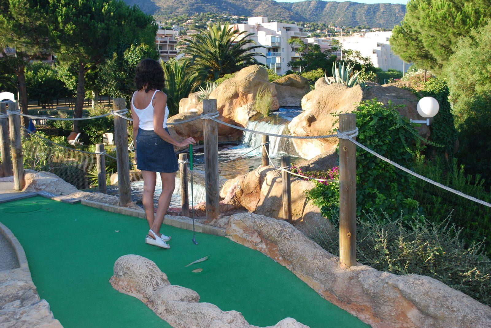Mini-Golf Le Lavandou