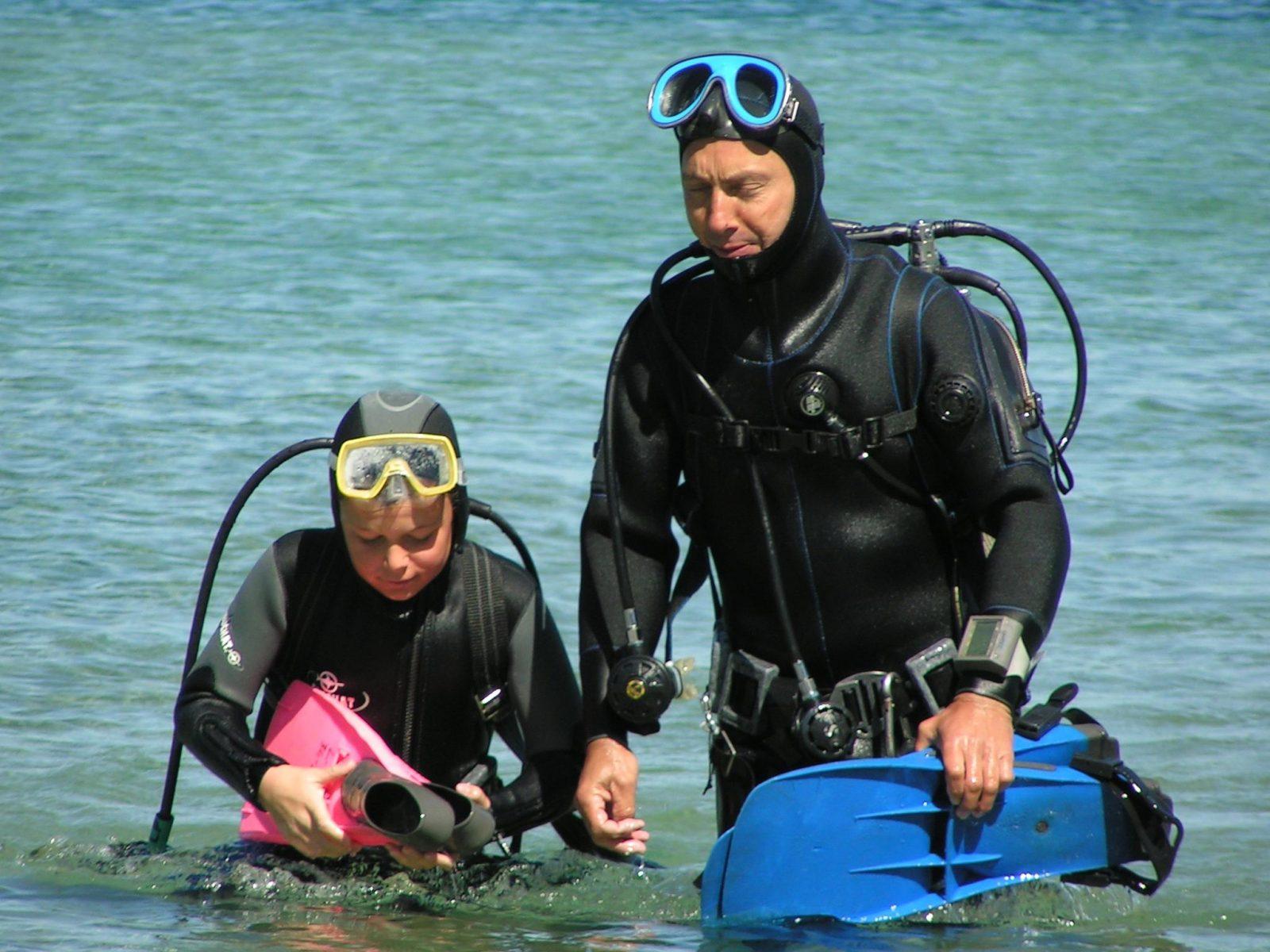 Club de plongée au Lavandou