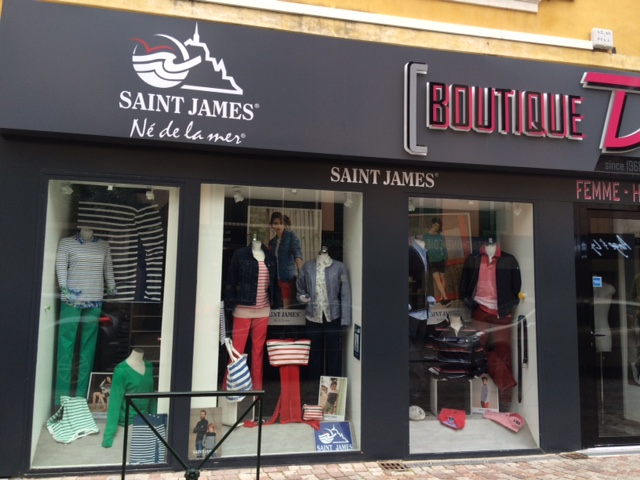 Boutique D Saint James
