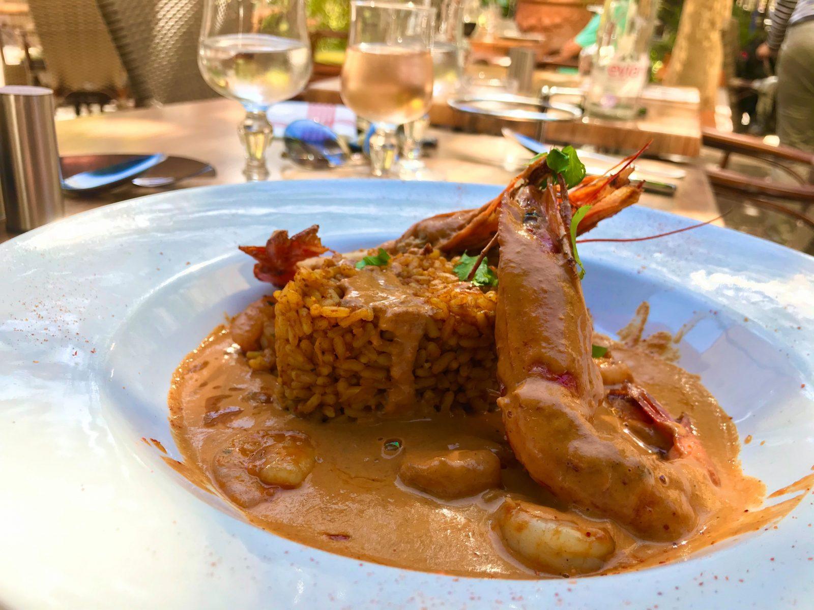 Restaurant la Favouille Le Lavandou