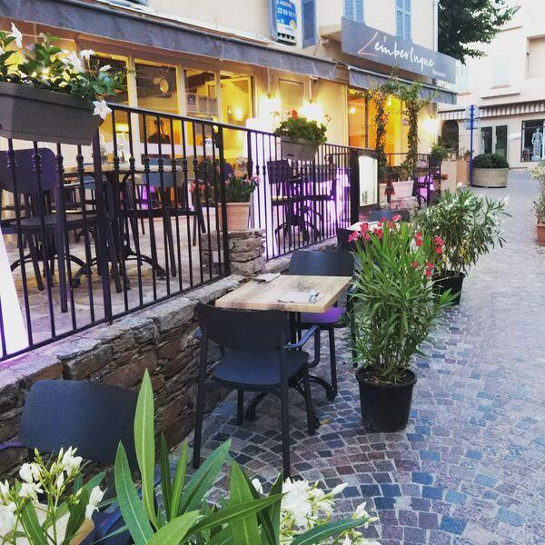 Restaurant l'Emberluque
