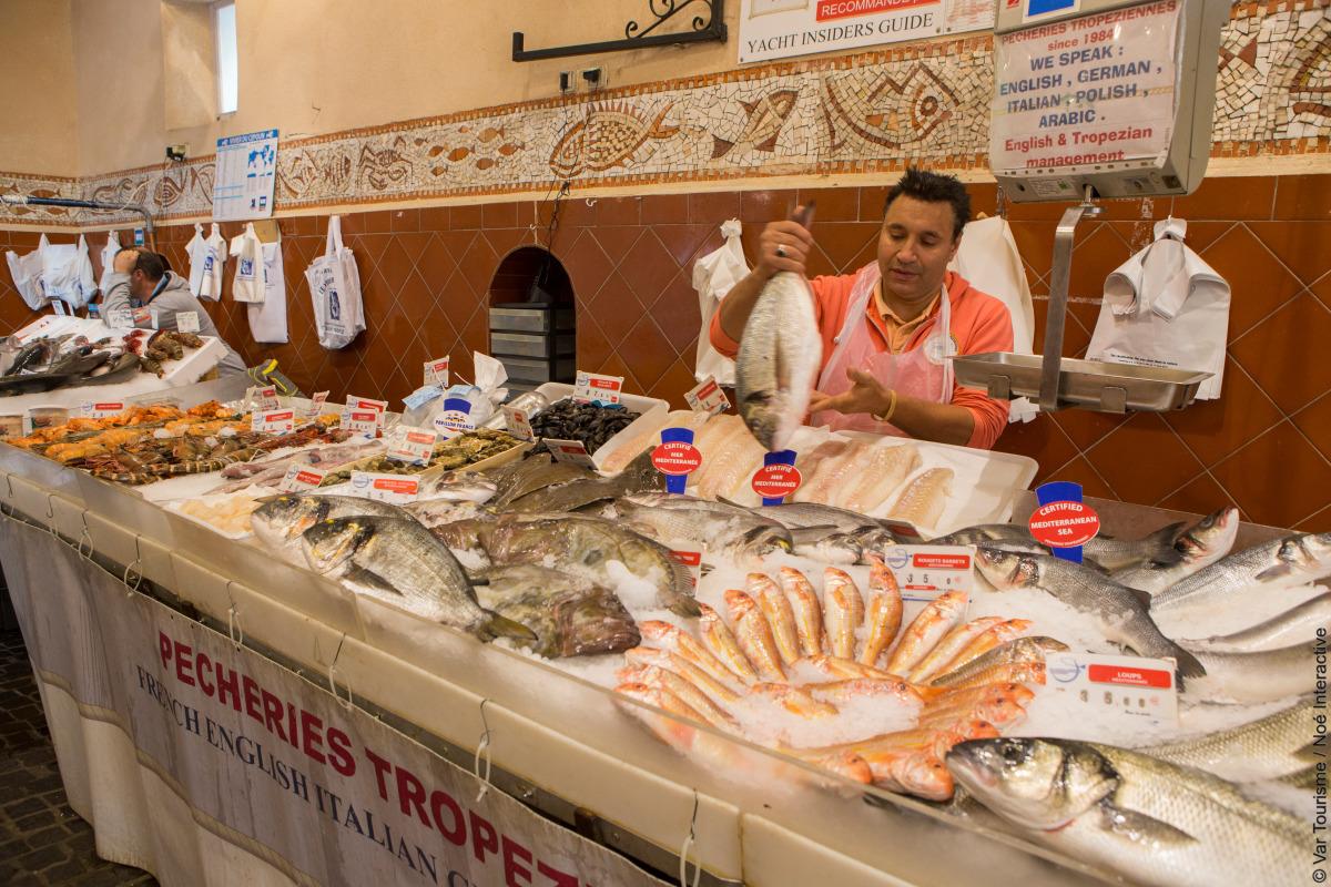 Marché aux poissons