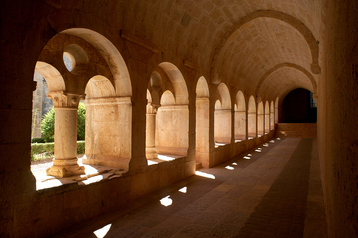 Abbaye du Thoronet à Le Thoronet - Office de Tourisme du Lavandou