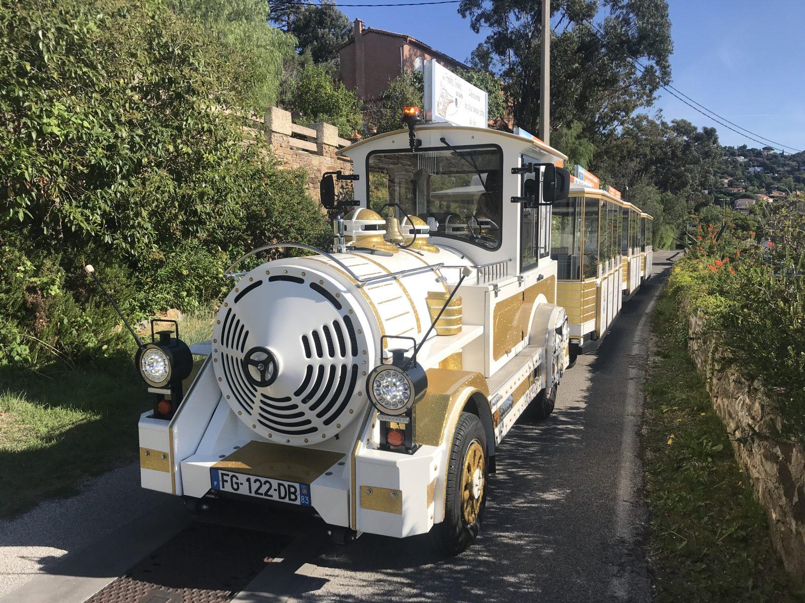 Le Petit Train du Lavandou