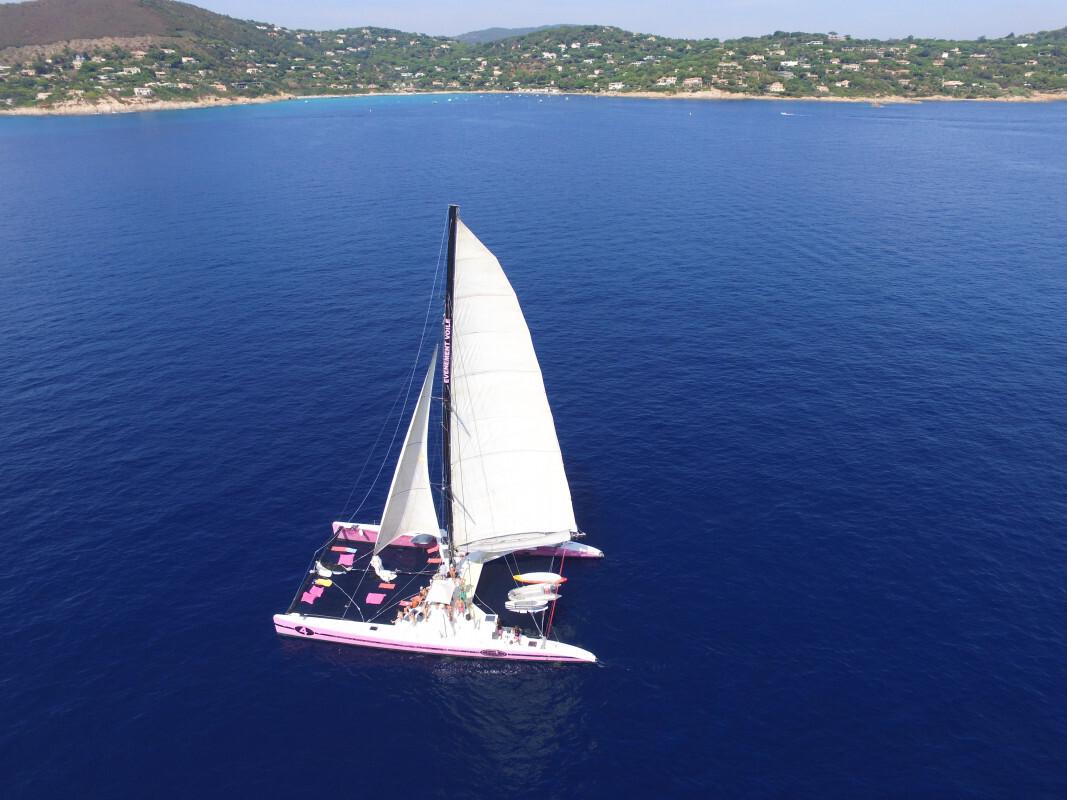 Caseneuve Catamaran